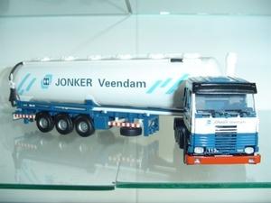 Jonker - Veendam   Scania 113