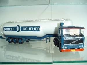 Jonker - Veendam   Volvo F12