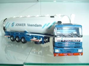 Jonker - Veendam  DAF