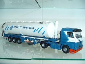 Jonker - Veendam  Scania