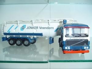 Jonker - Veendam  Volvo F10