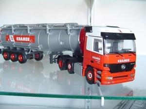 Kramer - Nieuw Schonebeek    Mercedes