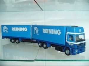 Reining - Groningen   DAF Topsleeper