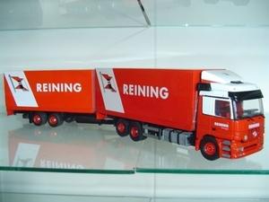Reining - Groningen  Mercedes