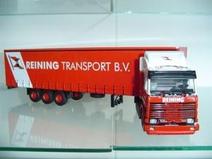 Reining - Groningen  SCania 113M