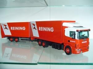 Reining - Groningen  Scania