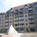 Appartementsblok Sint Idesbald-Plaza
