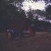 Camping op de berg in Orange