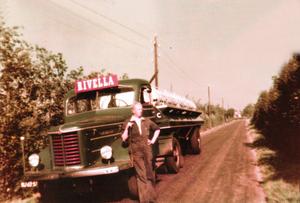 Rivella truck