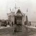 De Daf verlaat de ferry in Trelleborg 1n 1972