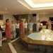 dansen in de lobby
