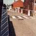 Zicht van hoek Passtraat naar Gerdingerpoort