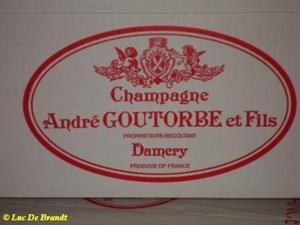 2006 André Goutorbe doosetiket