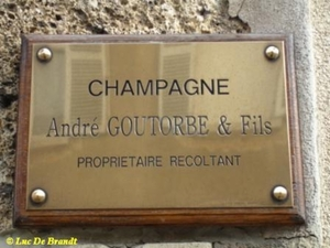 2006 André Goutorbe naamplaatje
