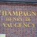 2006 de Vaugency naamplaat