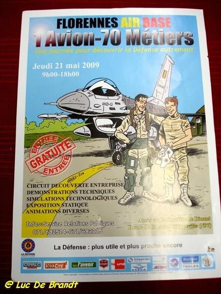 Air Base Florennes F16