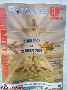 2007 Florennes 60 années 01