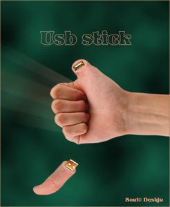 usb hand 00