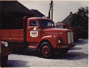 23. Scania 8 L55