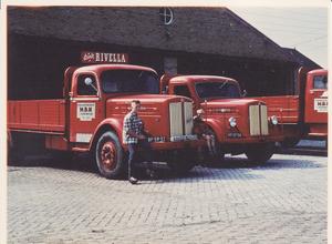 29. Bij Scania 6voor de loods