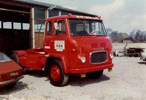 60c. Scania 5 als trekker