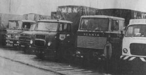 72. Scania 32 in Bolzano