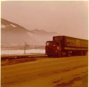 90. Oostenrijk met EFT trailer