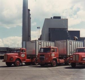 96. Bulkcontainers verzegelen op pier 7