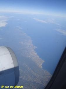 2009_05_30 B Vlucht 01 Côte d'Azur
