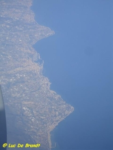 2009_05_30 B Vlucht 02 Côte d'Azur