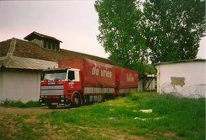 BP-20-BS Losadres Albanie 1993