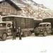 In de sneeuw op de Brenner