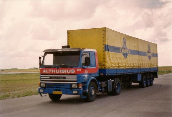 360 met Sprayfo trailer