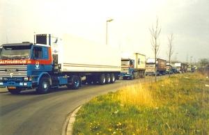 Convooi Leeuwarden 1988