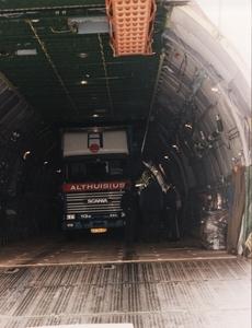 Lossen in de Antonov