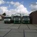 2 X DAF 1 X Scania