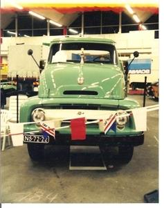 Na restauratie dezelfde Ford