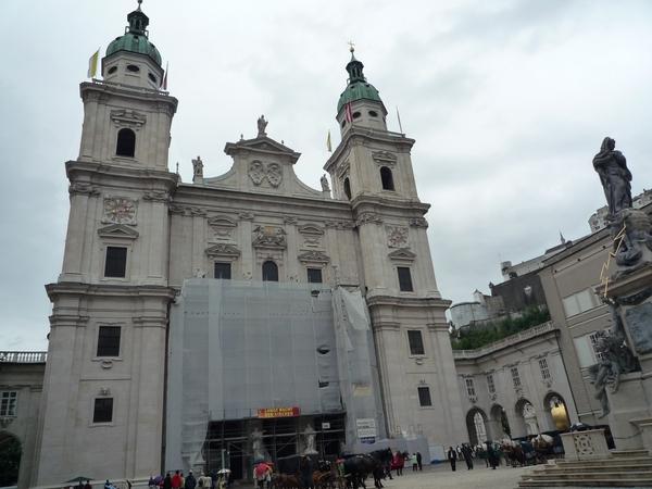 Salzburg _dom
