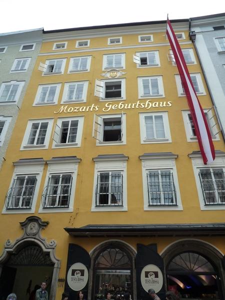 Salzburg _birthouse Mozart