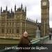 Bij de Big Ben op de Westminster Bridge