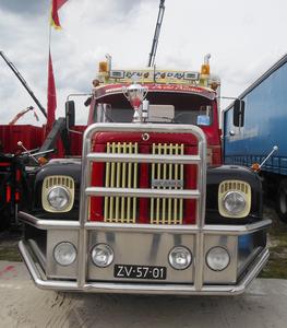 Scania + Beker