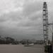 The London Eye.