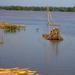 Stopplaats bij vissers