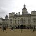 De kazerne van de Horse Guards.