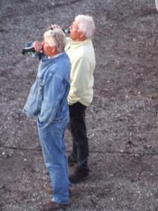 Gebr. Smits   [Joris en Hidde aan het bier ??]