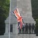 1A4 Horseguards _memorial  _met vlag