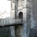 Loopbrug die toegang geeft tot de ruitertoren.