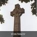 Fontenoy Keltisch kruis