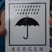 Bergen 300 dagen regen per jaar