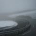 de mist kwam snel op